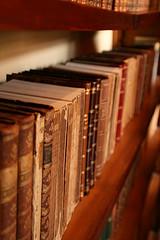 Pulizia e conservazione dei libri  vecchi e antichi