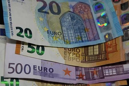 Euro in banconote