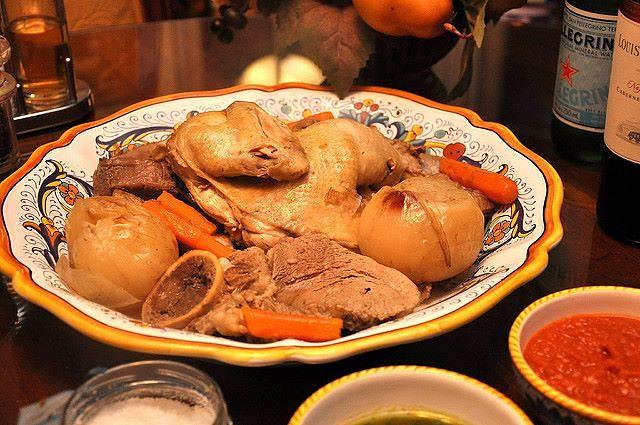 Bollito di carni miste all'italiana