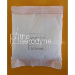 Bustina in TNT contenente gel igroscopico