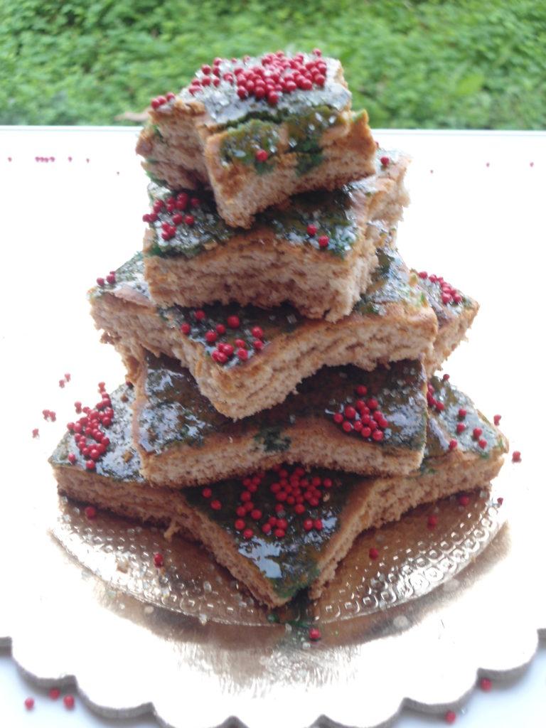 albero di biscotti