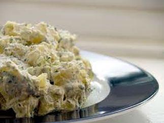 insalata tedesca con tonno e patate