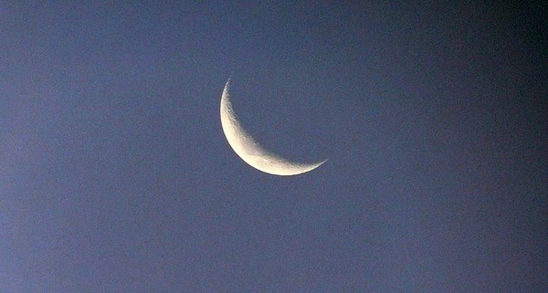 La luna in fase calante favorisce la disintossicazione