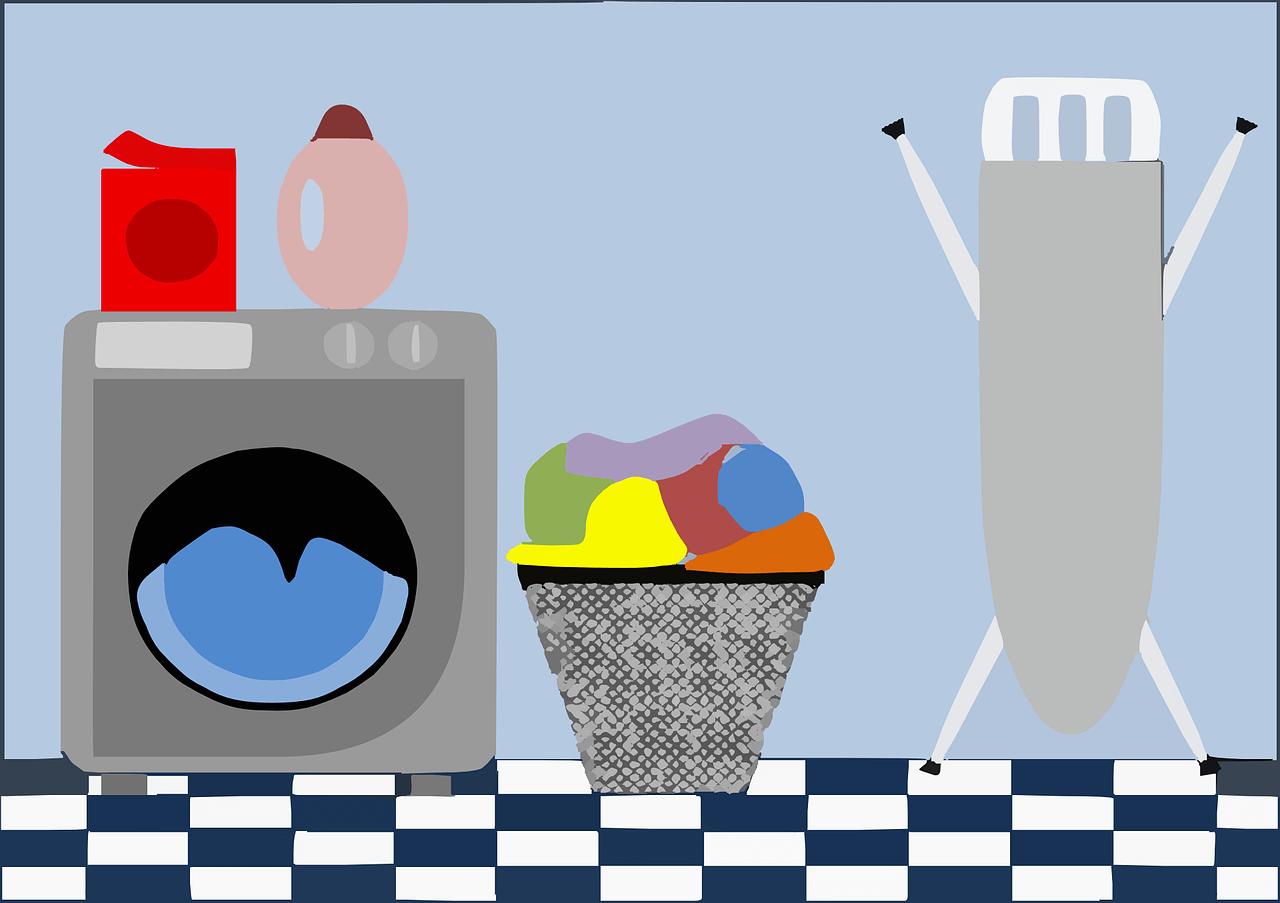 SI può risparmiare facendo il bucato con prodotti giusti e accortezze