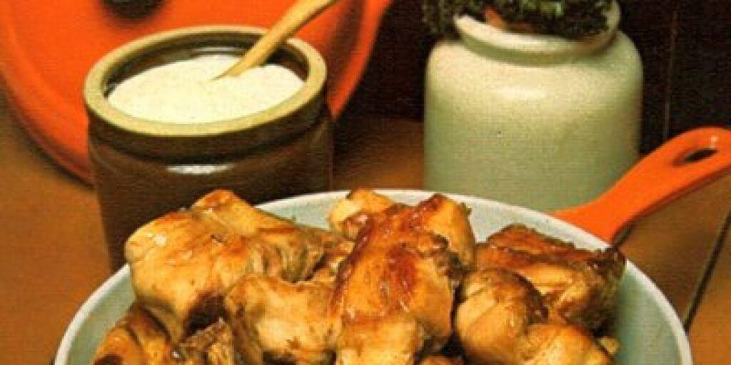 Coniglio alla salsa di senape