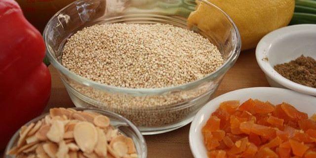 Quinoa da cuocere in 3 modi differenti