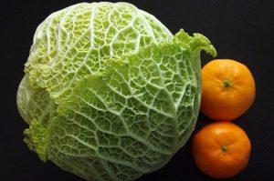 Cavoli e agrumi sono alimenti benefici per il cervello
