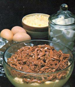 Golosa crema al cioccolato e burro