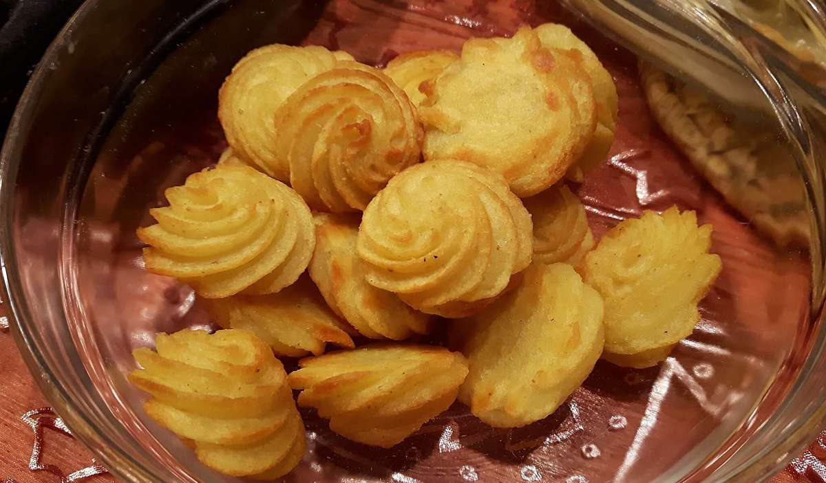 Gnocchi di patate duchessa