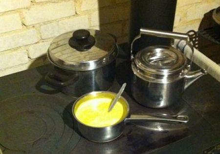 Come fare il latte d'oro in pochi minuti