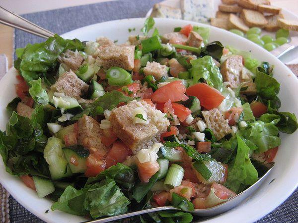 Conosciuto Fattoush: insalata libanese | Trucchi di casa BB13