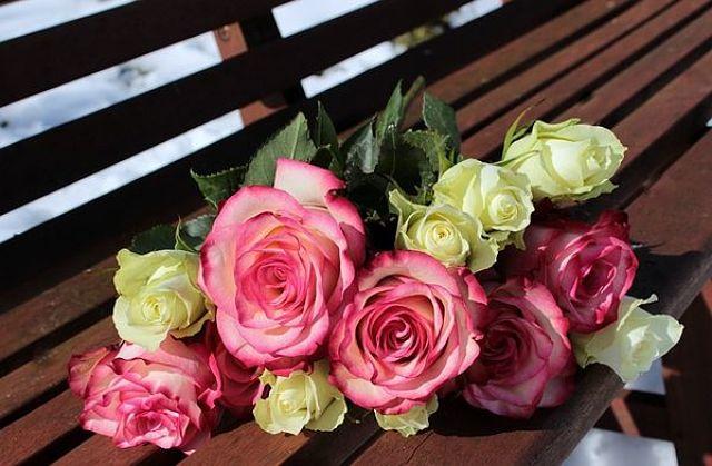 Rose trattate in modo idoneo per farle durare a lungo