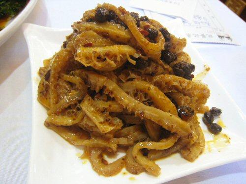 trippa montalcinese allo zafferano e olive