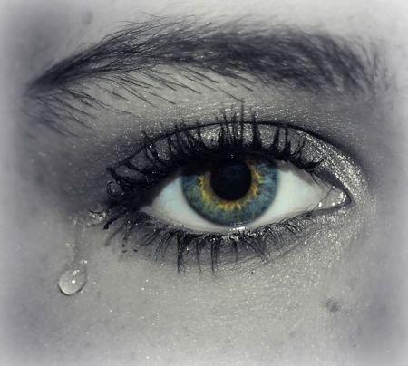 Occhio lacrimante