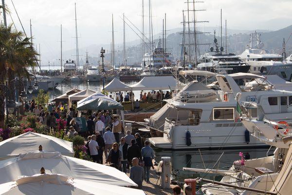 Yacht garden a genova decima edizione 2017 trucchi di for Mostre mercato fiori 2017