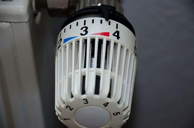 Valvola termostatica utile per risparmiare sul riscaldamento