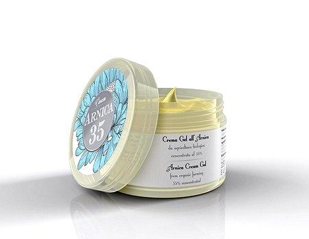 la crema Arnica 35 è efficace per lenire dolori muscolari e articolari