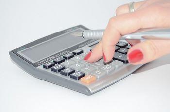 Calcolatrice utile per controllare un preventivo