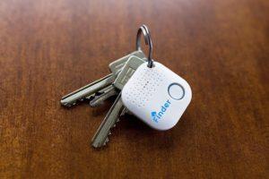 Localizzatore per non perdere le chiavi