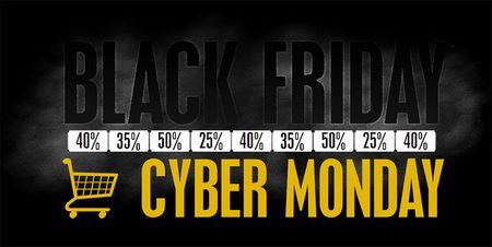 Percentuali degli sconti del Cyber Monday