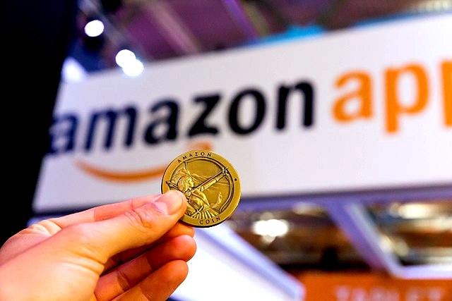 Moneta virtuale di Amazon per acquisti contati di giochi e app