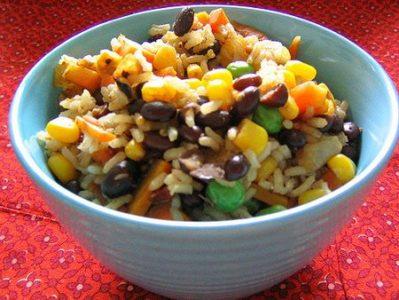 Versione estiva del Congris in insalata fredda