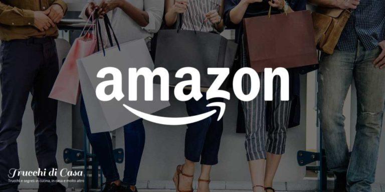 Su Amazon si possono fare ottimi affari durante il Black Friday