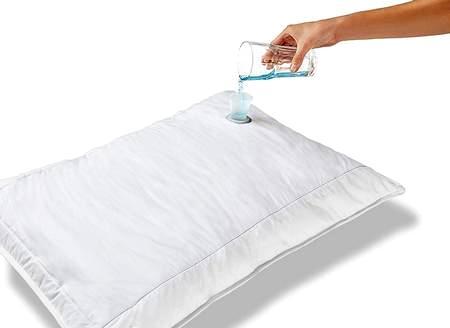 Come riempire un cuscino ad acqua