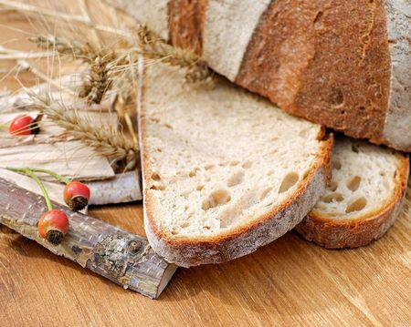 Come devono essere le fette di pane da abbrustolire e mettere nella zuppa