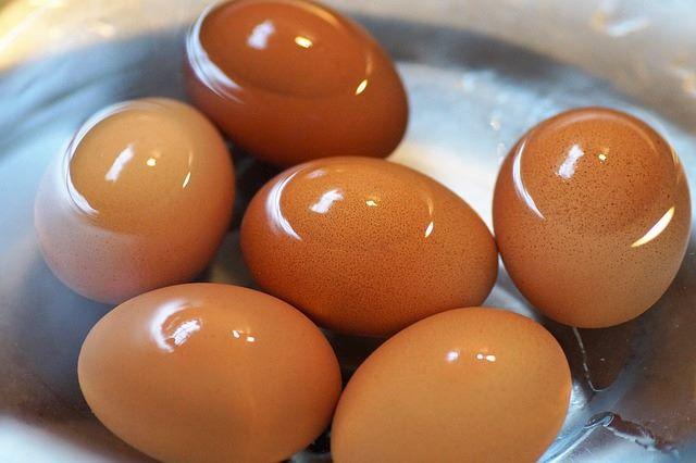 Come cuocere le uova sode