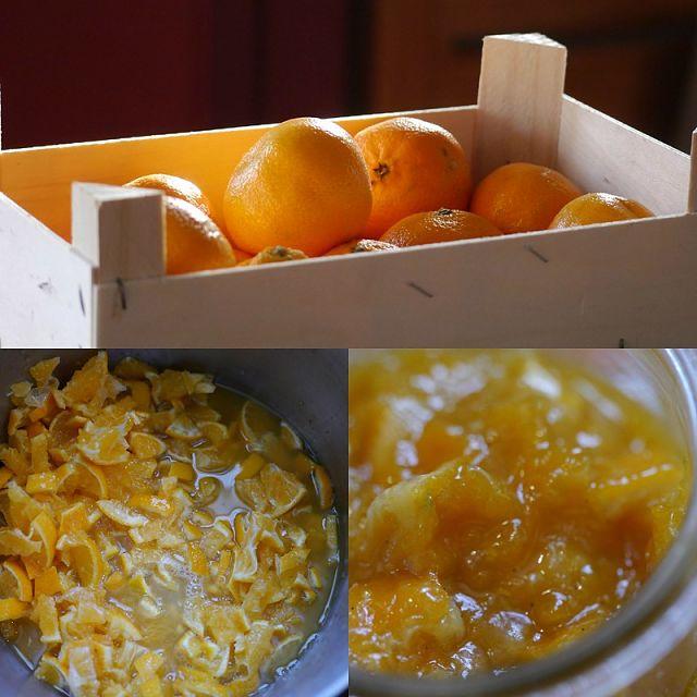 Come fare la marmellata di mandarini dai frutti interi alla conserva