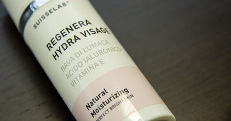 confezione della crema Regenera Hydra Visage