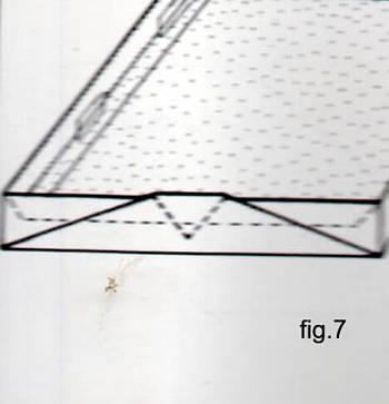 Come fissare i lembi di carta nel rivestimento di una scatola