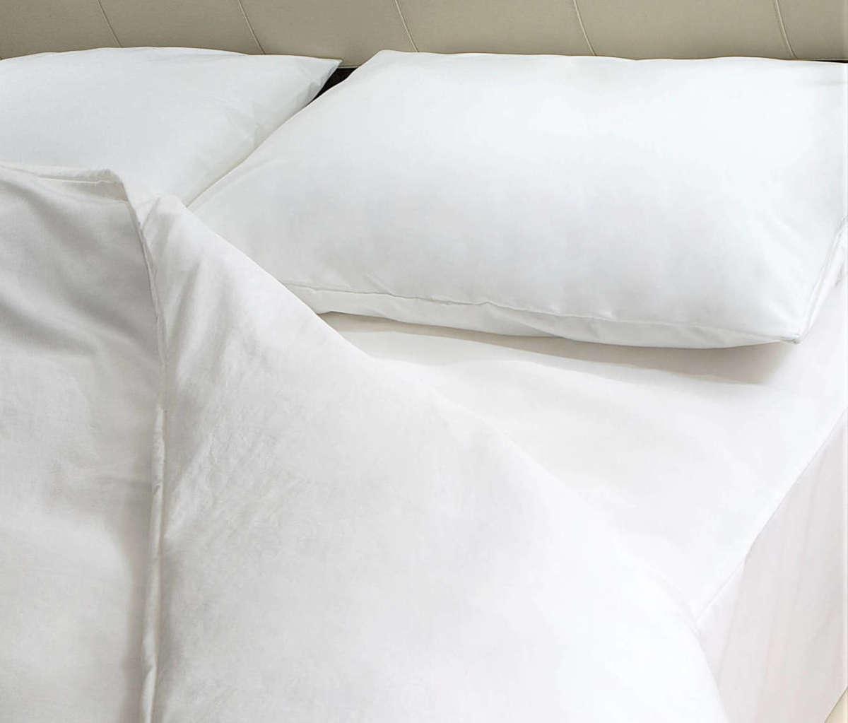 Coperture antiacaro da letto Microair Pristine Zero di Alpretec