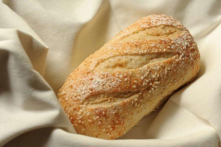 Il pane va conservato in un canovaccio per mantenerlo fresco a lungo